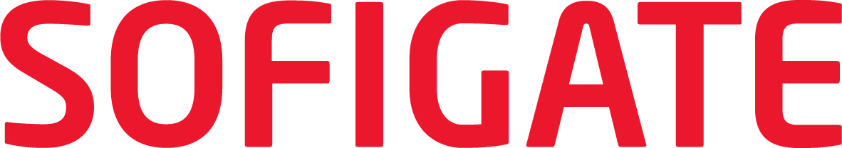 red Sofigate logo
